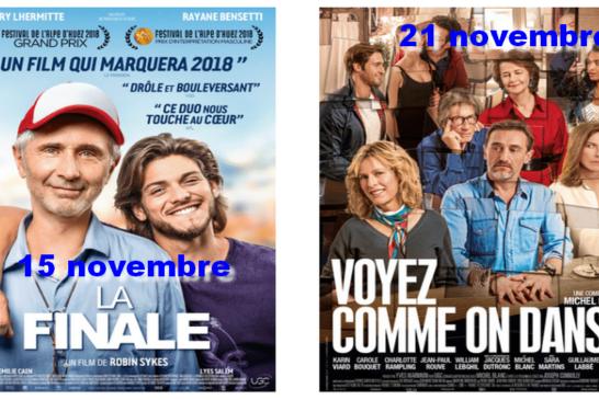 CINEMA DE NOVEMBRE